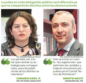 Replantear estrategia electoral en CdMx fotos, Excélsior 28abr17