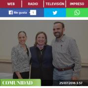 Servidores públicos en Ciudad de México por ley deben publicar su #3de3, Excélsior (25jul16)