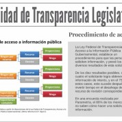 CALIDAD DE LA INFORMACIÓN LEGISLATIVA, VIDEO (13MZO14)