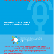 Derecho a la participación y transparencia local, 17oct18