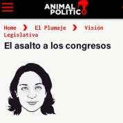 El asalto a los congresos (1ags18)