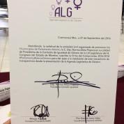 Suscribe compromiso de parlamento abierto Comisión de Igualdad del Congreso de Morelos,