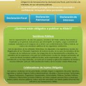 Están obligados a transparentar su #3de3 en la Ciudad de México (2jun16)