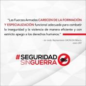 Requerimos al INAI presentar acción de inconstitucionalidad contra Ley de Seguridad Interior, 11ene18