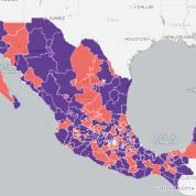 Resultados de elecciones para diputados federales 2015