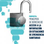 Propuesta de la Alianza Regional: Principios de derecho de acceso a la información en situación de emergencias sanitarias